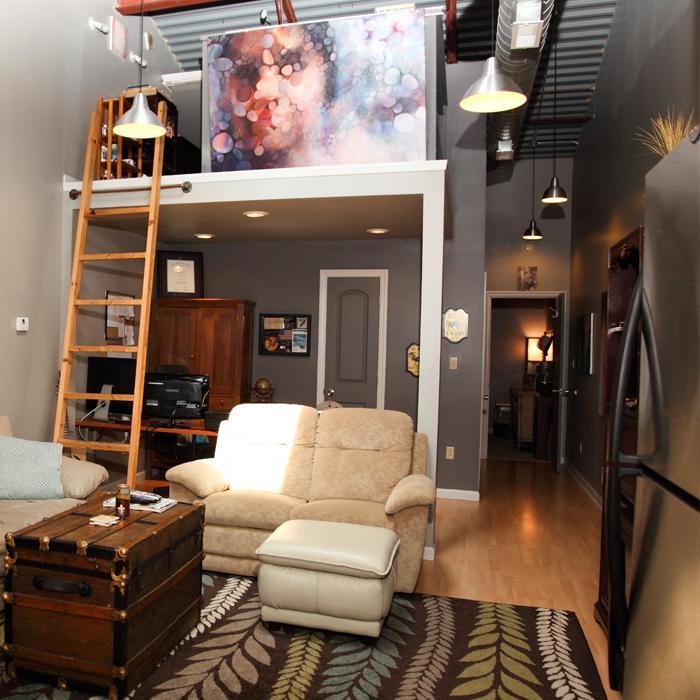 Second Floor One Bedroom Richwood Lofts Morgantownmodern